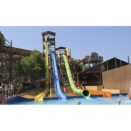 Nº10 Western Water Park (Only July+August)